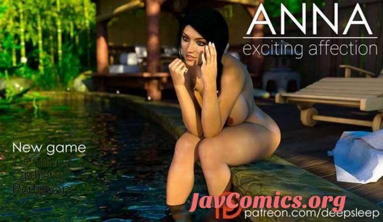 変態セックスゲームAnnaExciting Affection(InProgress)Windows Porn Game 用アップデートVer.0.4.1