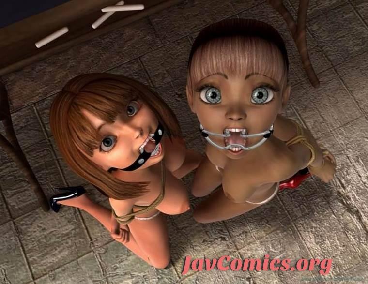 Hot 3D XXX Artwork by Sick Vol.6