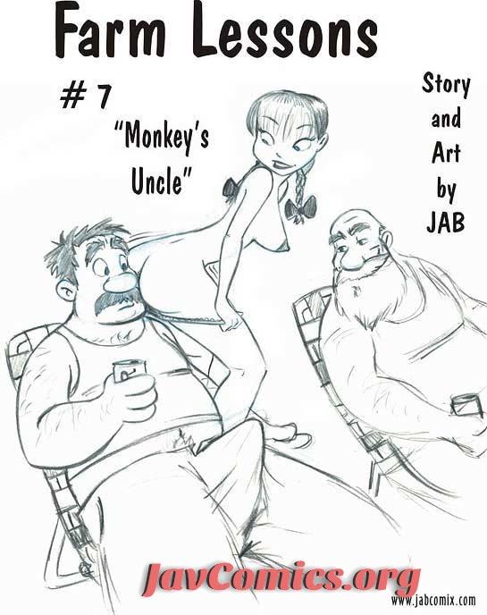 Farm Lessons 7 (Eng, Jab Comics, xXx, Free)