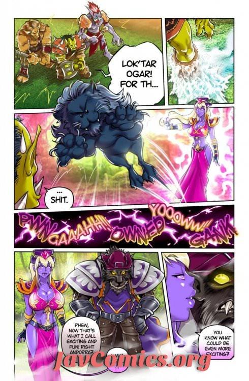 Make Love, Not Warcraft - Melkor Mancin En