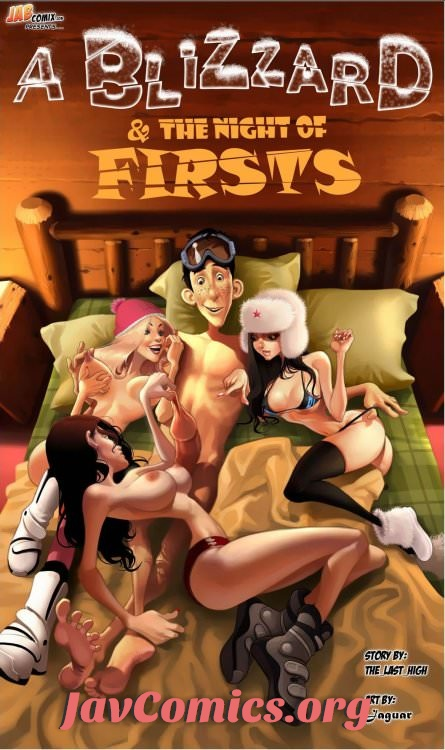 A Blizzard And Night Of Firsts (Eng, Jab Comix, xxx, Free)