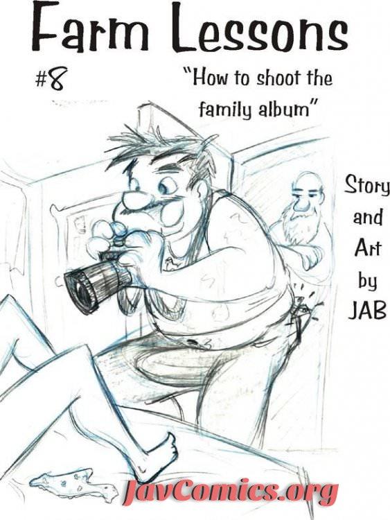 Farm Lessons 8 (Eng, Jab Comics, xXx, Free)