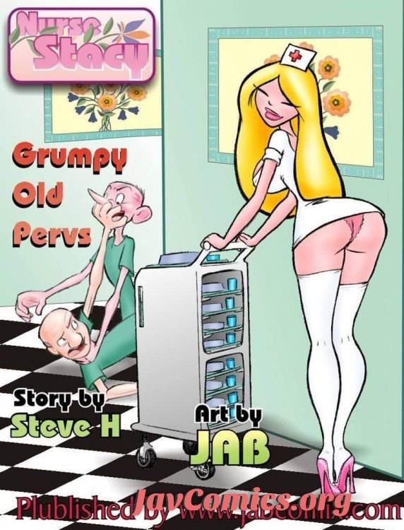 Nurse Stacy (Eng, Jab Comics, xXx, Free)