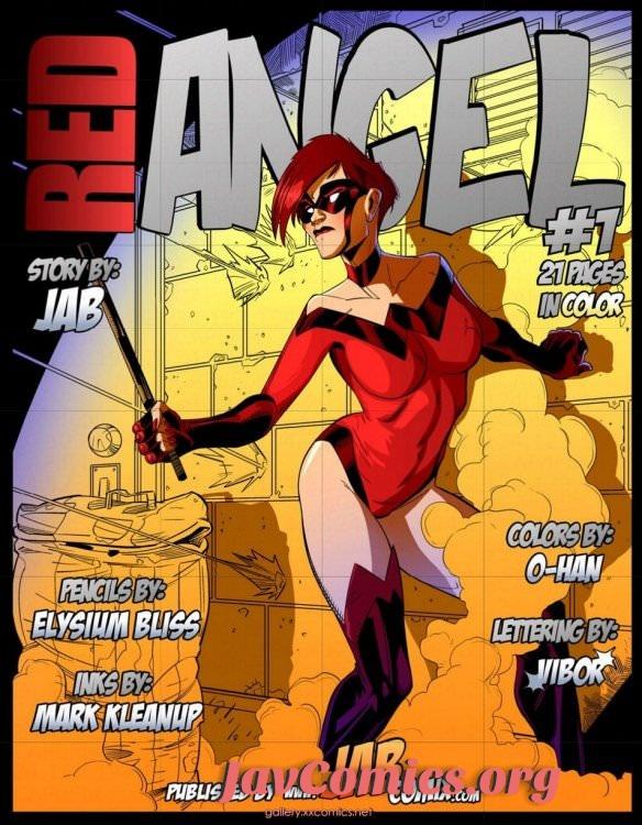 Red Angel (Eng, Jab Comics, xXx, Free)