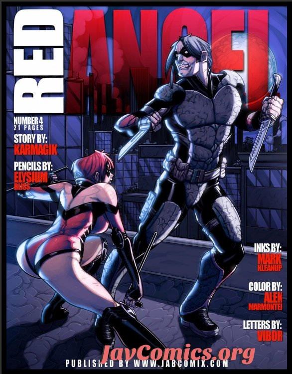 Red Angel 4 (Eng, Jab Comics, xXx, Free)