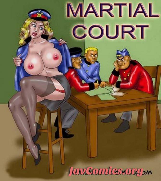 CONSEJWAR by Aries (En, BDSM comics free)