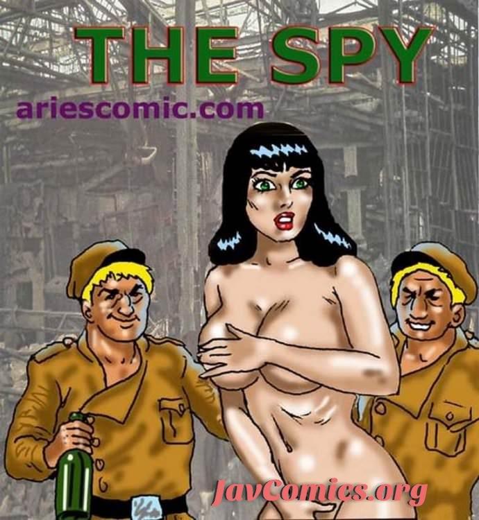 SPY by Aries (En, BDSM comics free)