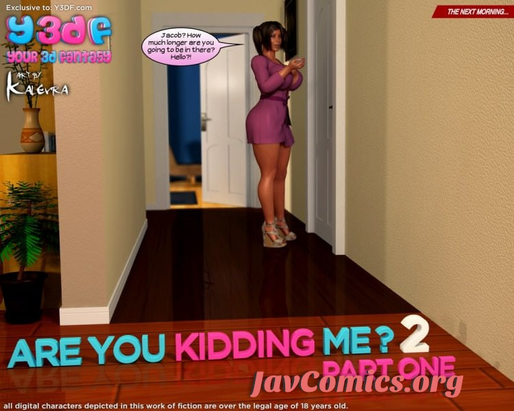 Are You Kidding Me 2 - Y3DF Comics Free