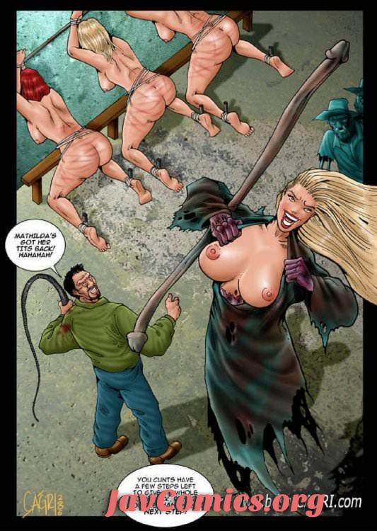 HaHa_2 comics by Cagri
