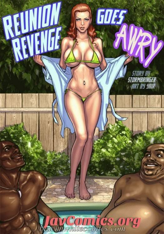 Reunio Revenge Goes Awry (Interracial xxx comics, en)