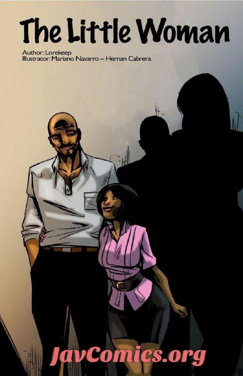 The Little Woman (Interracial xxx comics, en)