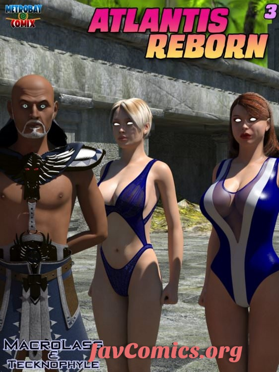 Atlantis Reborn [Ch.1-44] (Eng) [pornComics Author: MacroLass - Technophyle]