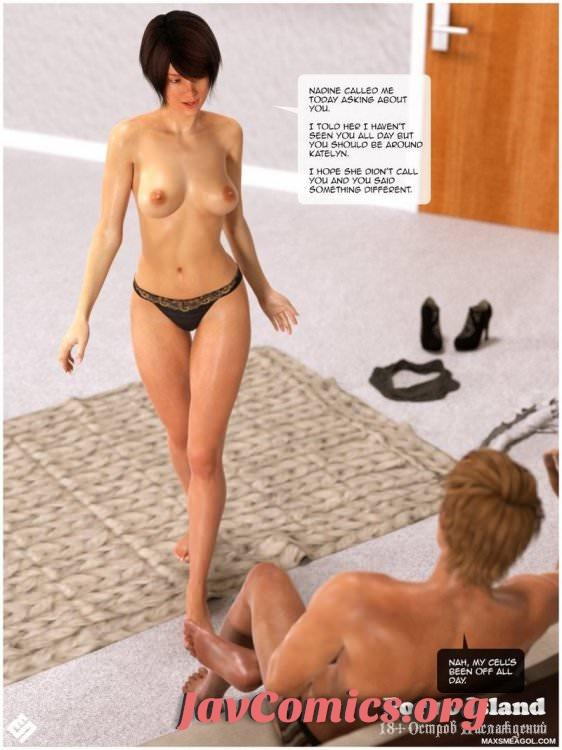 Bound Secrets (Eng) [IncestComics Author: MaxSmeagol]
