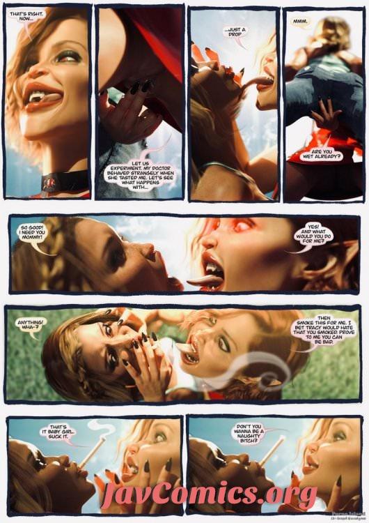 Hell Beckons (Eng) [Comics Author: JacktheMonkey]