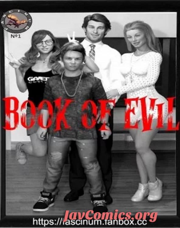 Book of Evil [Ch.1-8] (Eng) [Comics Author: Fascinum]