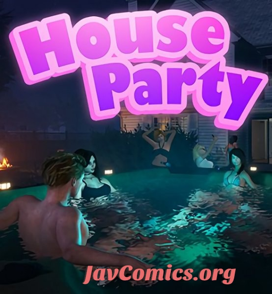 House Party - 3D Porn Games Free [PC Windows 32/64bit Eng]