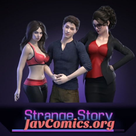 A Strange Story - Porn Games 3D Free [Windows/Mac/Android Eng/Rus]