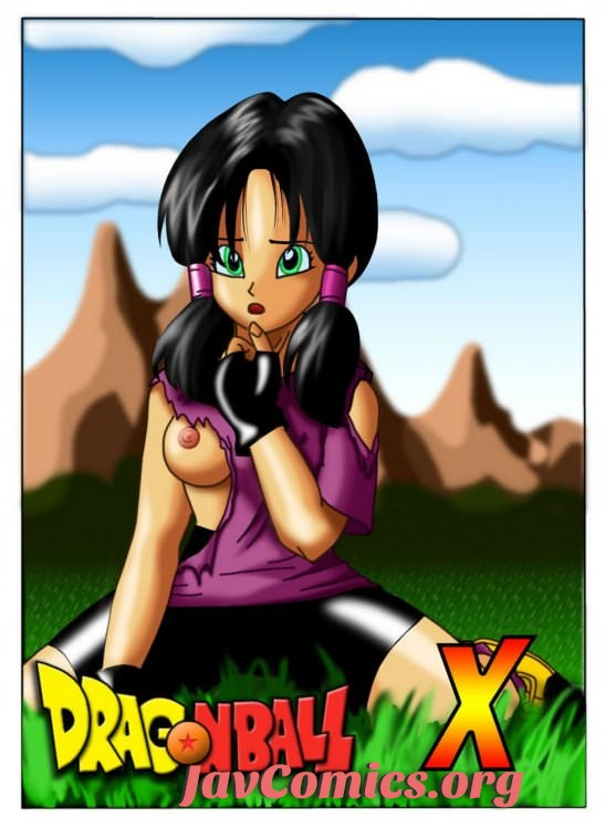 Dragonball X comic