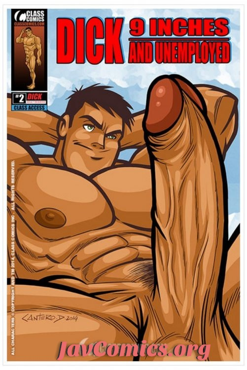 Dick-Nine Inches And Unemployed 2 Gay Futa cartoon porn comics
