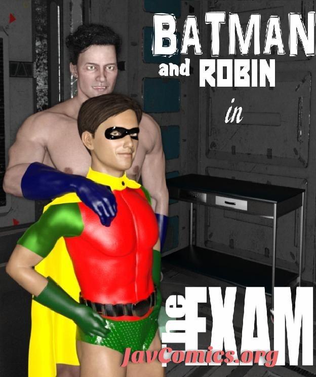 Ebonart – Gay Robin – The Exam