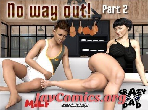 CrazyDad3D – No Way Out! Part.2