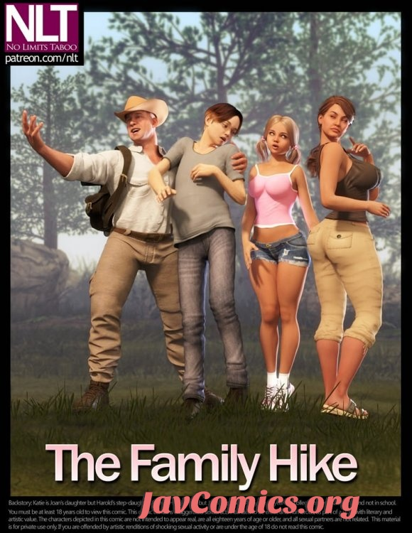 Comics 2 The Family Hike NLT Media xxxComics Eng