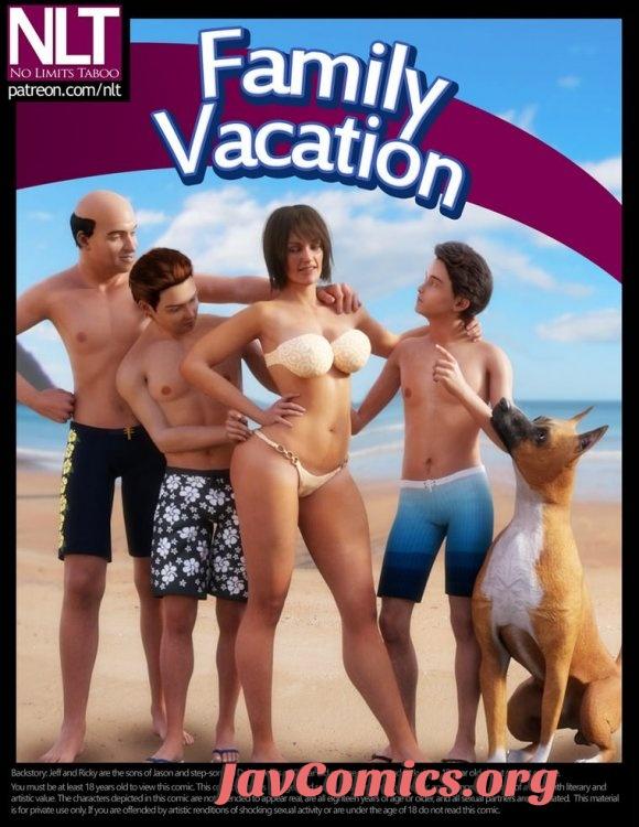 Comics 3 Family Vacation NLT Media Sex Comics Eng