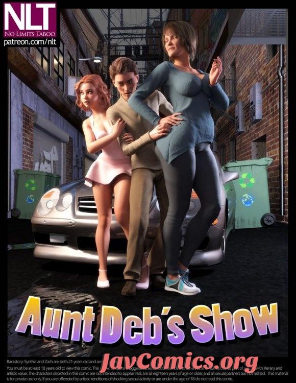 Comics 6 Aunt Debs Show NLT Media 18+ Comics Eng