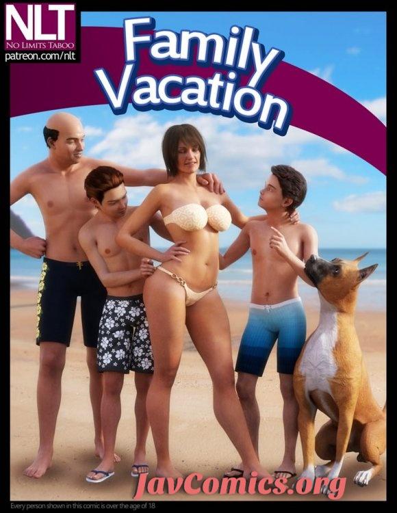 Comics 8 (Uncensored) Family Vacation NLT Media Incest Comics Eng