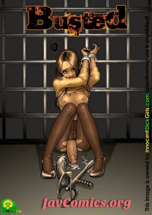 Busted - Innocent Dickgirls En