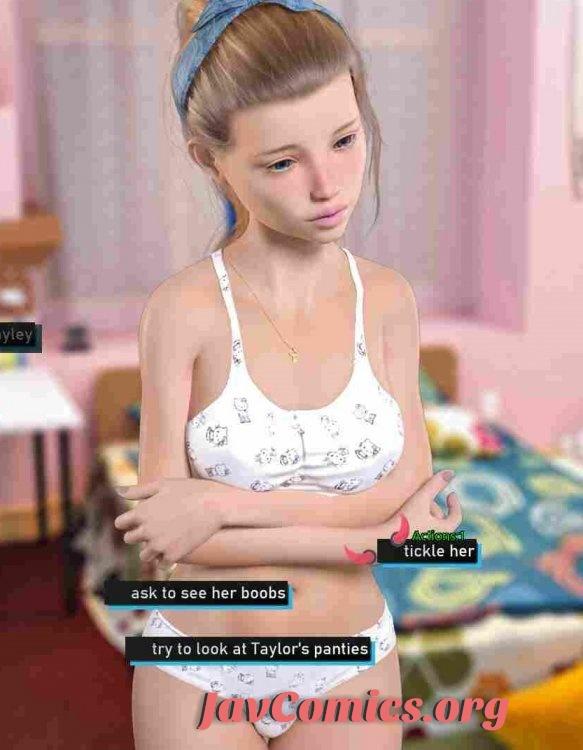 Chloe 18 Fake Family [v0.60] [GDS] Adult game windows En