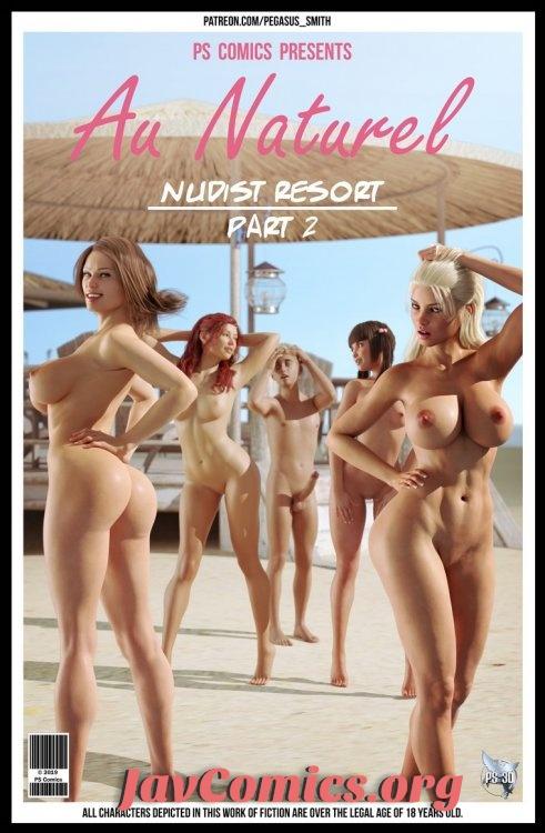 Pegasus Smith - Au Naturel Nudist Resort 2 En