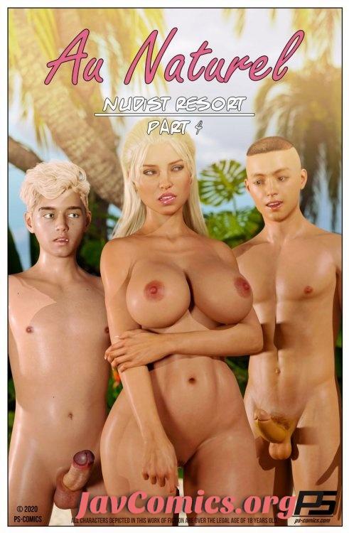 Pegasus Smith - Au Naturel Nudist Resort 4 En