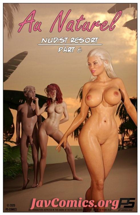Pegasus Smith - Au Naturel Nudist Resort 6 En