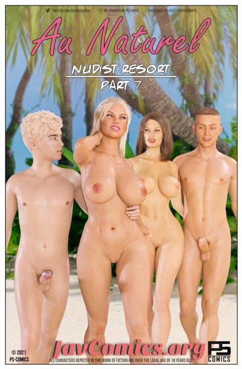 Pegasus Smith - Au Naturel Nudist Resort 7 En