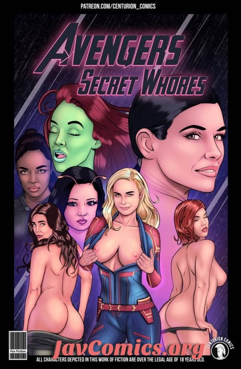 Avengers- Secret Whores - Pegasus Smith En
