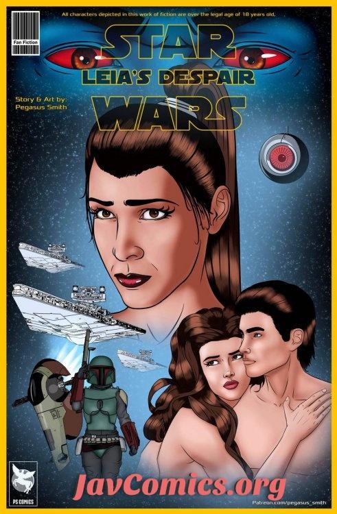 Leia's Despair - Pegasus Smith En