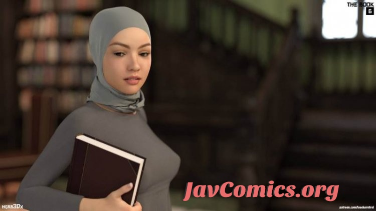The Book - Patreon Losekorntrol Collection [Hijab3DX]