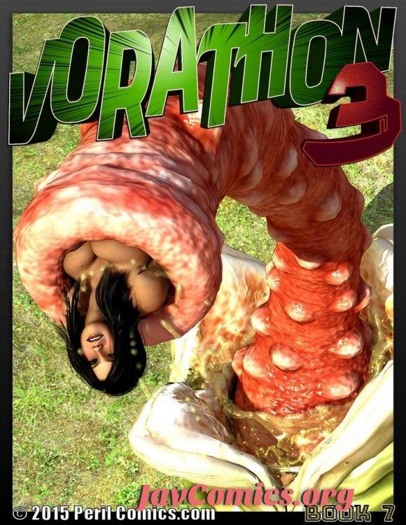[Peril XXX Comics] Vorathon 3  Book 7