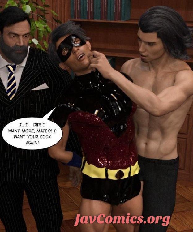 Ebonart – Gay Jockboy vs The Devilish Dean