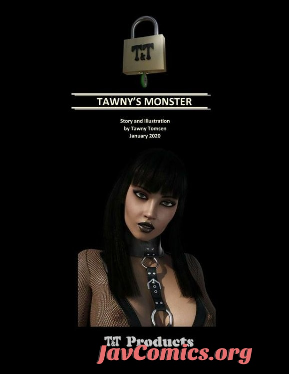 Updated Tawny's Monster 3D By Tawny Tomsen