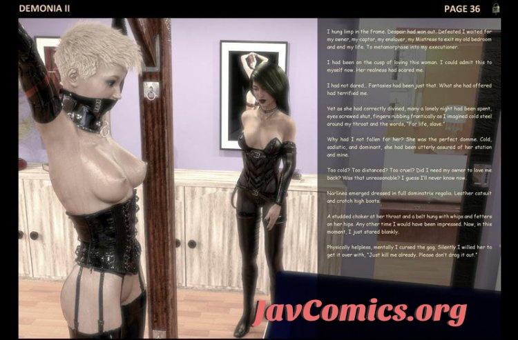 Tawny Tomsen – Torture Demonia 2