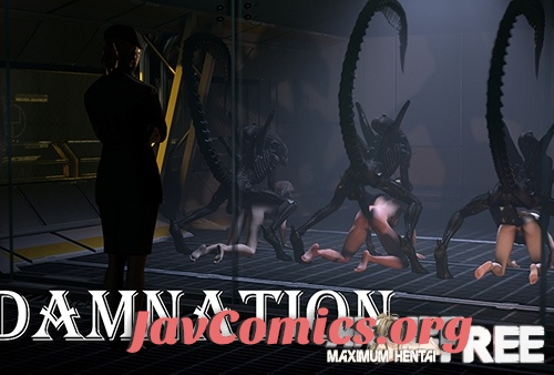 Damnation (Collection) [3DCG] [Uncen, Ep.1-3, HD-720p] 3D-Hentai