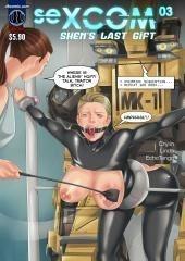 SexCom 3 BDSM Scifi PDF Comic