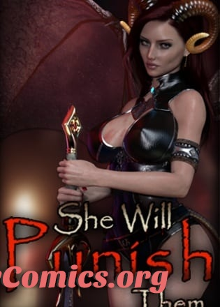Porn Game - She Will Punish Them - Windows 7/8/10