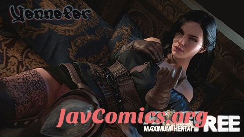 Yennefer (The Witcher 3) Collection [3D Animation] [Uncen, ENG] 3D-Hentai