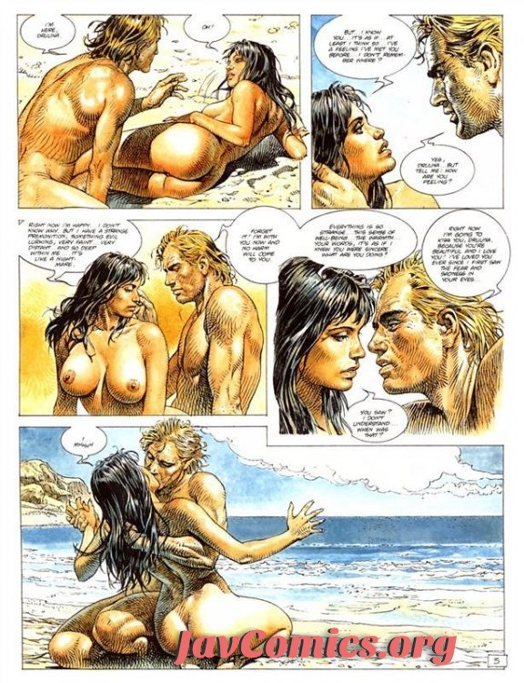 Serpieri – France Comics Full SiteRip