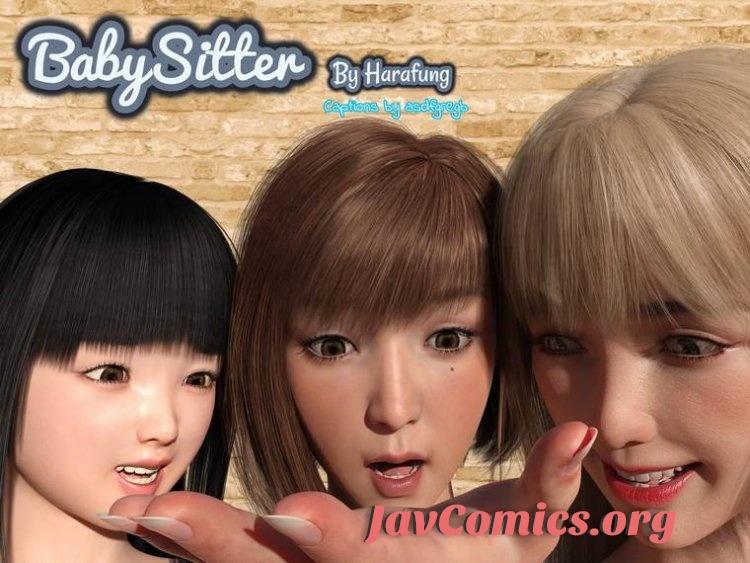 Babysister - Big Comic by Harafung En